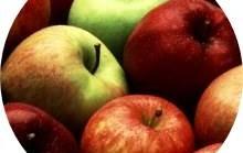 Яблочные